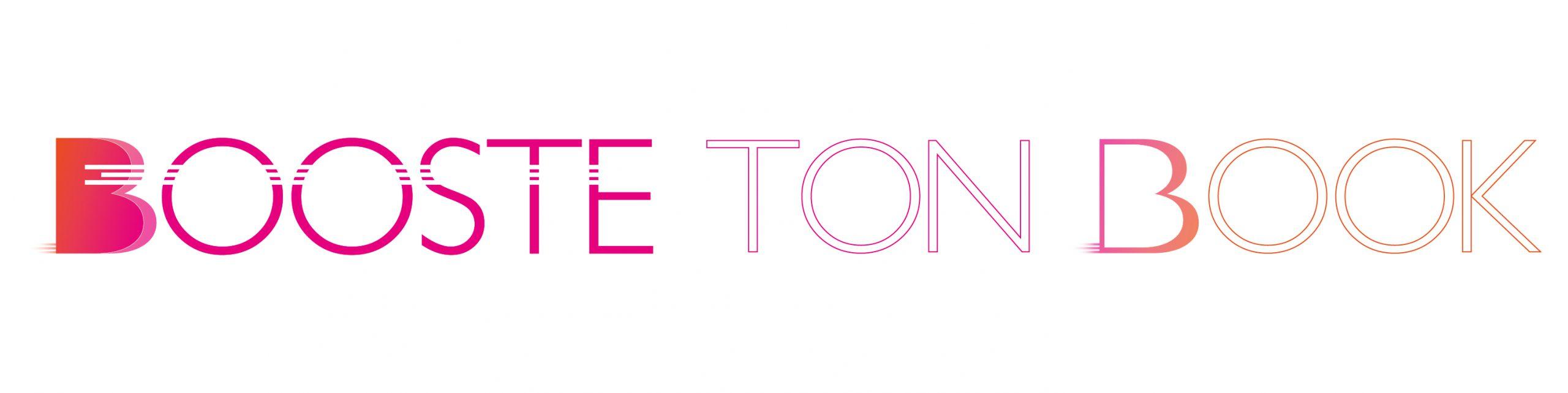 Logo de Booste ton book